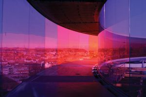 """Your rainbow panorama"", Olafur Eliasson."