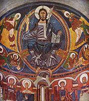 abside de sant climent de taüll (Mnac)