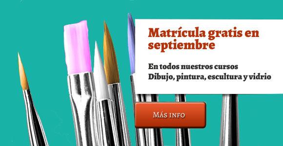 matricula gratis septiembre color